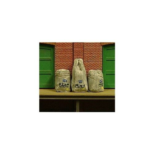OO-113P Unit Models Ltd. Fertilizer sacks (Painted)